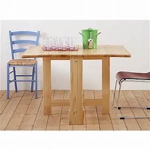 Exemple Table Console Pliante Ikea