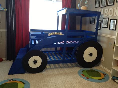 Toddler Bunk Beds Ikea by Tractor Bed Ikea Hackers Ikea Hackers