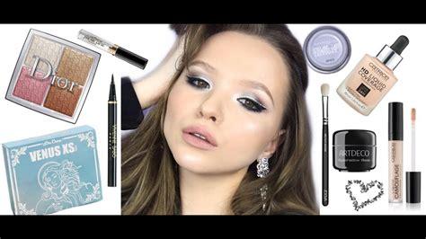 ᐈ Красивая девушка вечерний макияж фотографии картинки вечерний макияж . скачать на Depositphotos