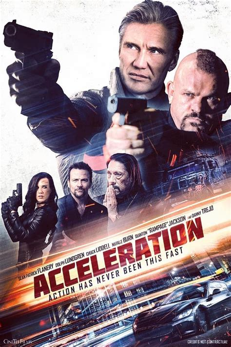 Acceleration (2019) - Posters — The Movie Database (TMDb)