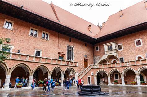 Jagiellonian University Courtyard