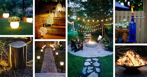Ee  Best Ee   Backyard Lighting Ideas And Designs For