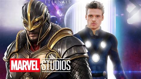 The Villains of Marvel's Eternals Are Going to Be Very ...