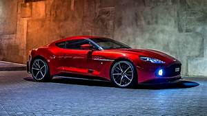 Aston Martin Vanquish Zagato Wallpapers
