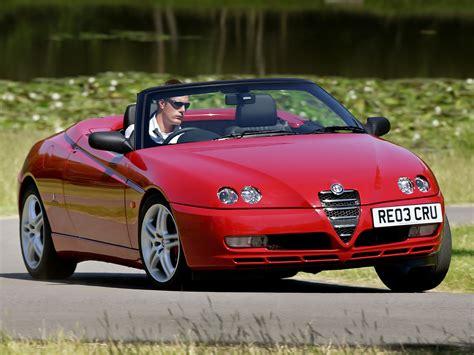 Alfa Romeo Spider 2 0 916 Tuning, Alfa Romeo 916 Spider