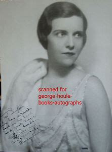 madge kennedy photo vtg inscribed martha