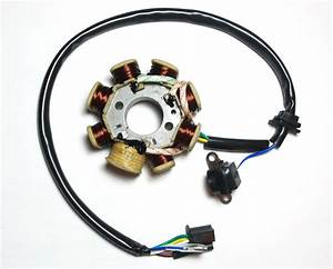 8 Pole Ignition Stator Magneto Gy6 150cc Scooter Moped Atv