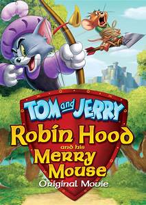 Tom and Jerry: Robin Hood and his Merry Mouse DVD | Zavvi.com