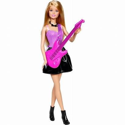 Barbie Star Doll Rock Pink Pop Popstar