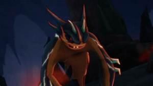 ghoul burpy   slugterra   Pinterest