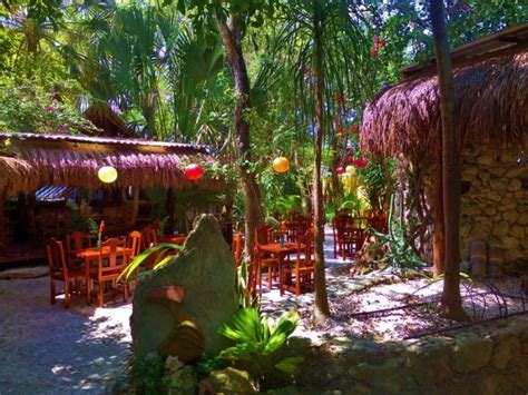 El Jardin Restaurantgarden Setting, Good Food And Good