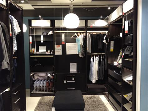 back small square walk in closet ideas mixed blue wall