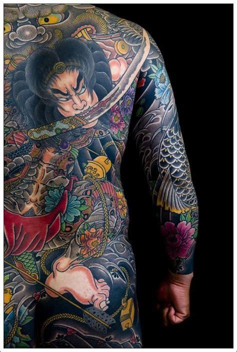 Permalink to Back Body Tattoo Design