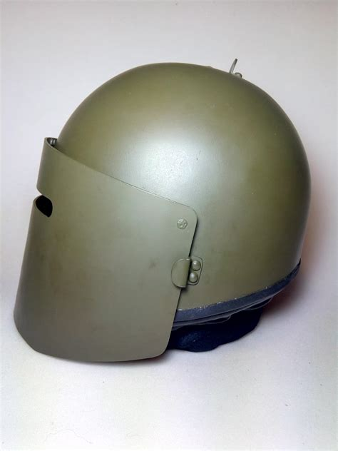 Maska 1sch Helmet Replica