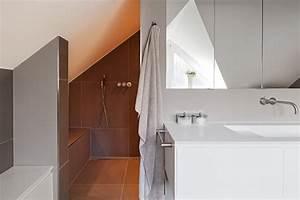 Lösungen Für Kleine Bäder : kleine badezimmer dachschr ge inspiration ~ Michelbontemps.com Haus und Dekorationen