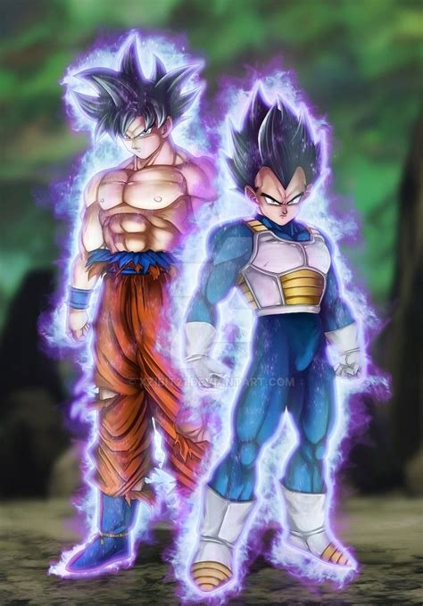 goku  vegeta ultra instinct dragon ball super dragon
