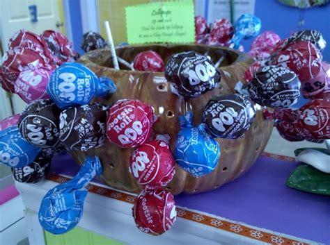 lollipop pumpkin lollipop pumpkin halloween