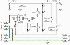Current Sensing Master Or Slave Power Control With Current Sensing Sensitivity Control Circuit