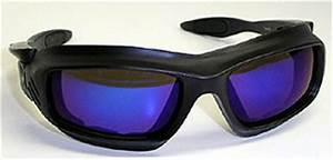 ig Wide Padded Motorcycle Riding Glasses