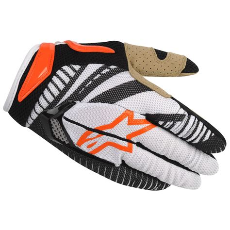 alpinestars motocross gloves alpinestars 2012 techstar mx mtb dh motocross off road
