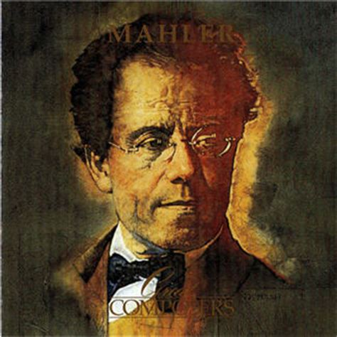 gustav mahler composer arranger short biography