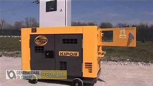 Generator Kipor Kde 12 Sta