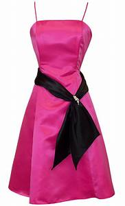 Fuschia And Black Bridesmaid Dresses | www.pixshark.com ...