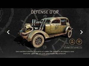 Mad Max Voiture : mad max v hicule secret d fense d 39 or hidden vehicle golden tuska youtube ~ Medecine-chirurgie-esthetiques.com Avis de Voitures