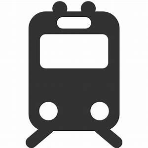 ícone Trem, aplicação, transporte Livre de Windows 8 Icon