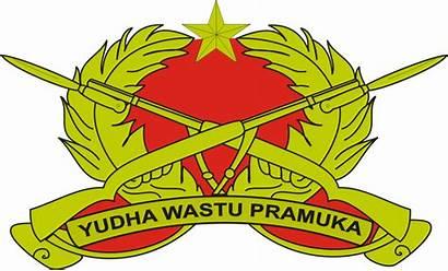 Tni Infanteri Ad Tentara Lambang Pramuka Pussenif