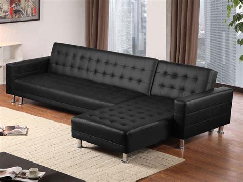 canapé d angle large assise canap 233 d angle r 233 versible et convertible en simili cuir
