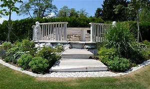 Gabionen Gartengestaltung Bilder : gartengestaltung ~ Whattoseeinmadrid.com Haus und Dekorationen