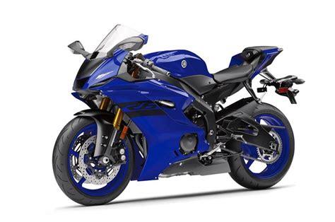2018 Yamaha Yzf-r6 Supersport Motorcycle