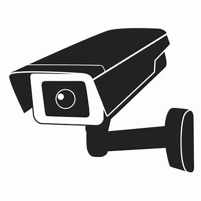 Camera Cctv Clipart Clip Security Surveillance Wireless