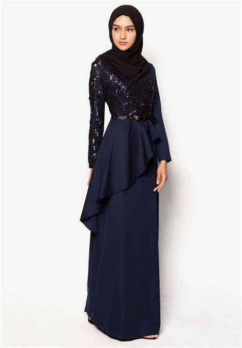 buy zalia wrap cascade sequin maxi dress  zalora