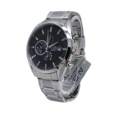 Dz16 Alba Black Rantai harga alba 160218 chronograph tali rantai jam tangan pria