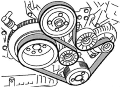 bmw     serpentine belt diagram