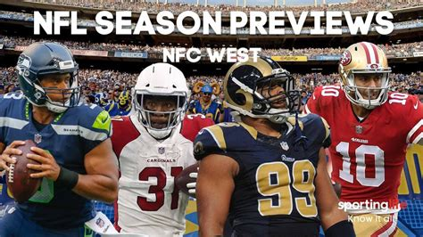 nfc west preview prediction  bets  rams ers