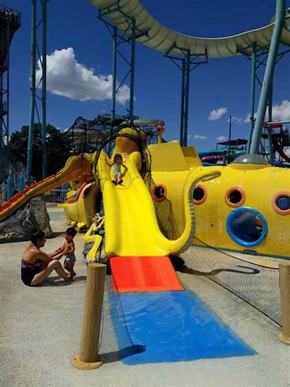 Park Dorney Summer Kingdom Wildwater Cove Splash