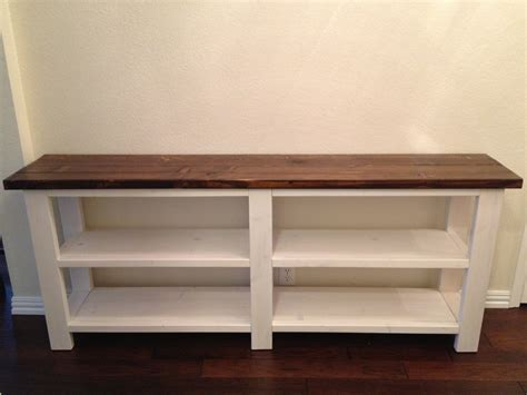 rustic tv console table rustic chic console table thelotteryhouse