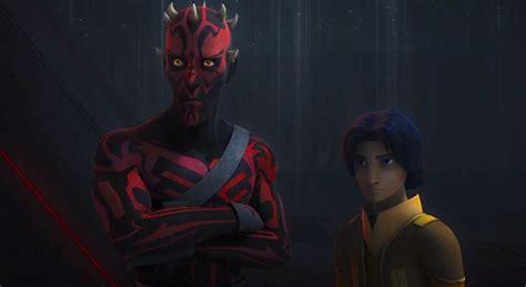 Obi Wan Kenobi Wallpaper Star Wars Rebels Darth Maul Was Originally Going To Die In Season 2 Den Of Geek