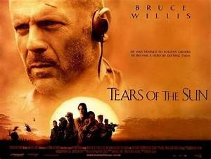 Movie Poster Tears of the Sun (UK Quad)