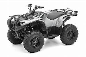 2015 Yamaha Grizzly 700 Fi Auto  4x4 Eps Special Edition