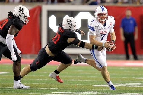 Houston at SMU football game postponed due to COVID-19