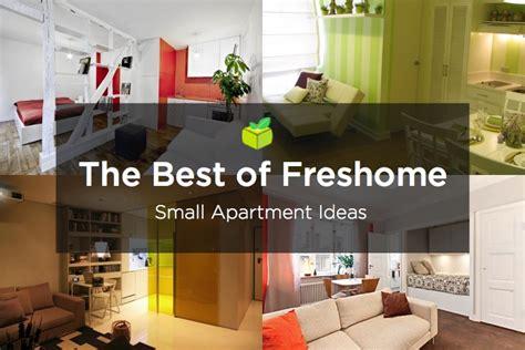 30 Best Small Apartment Design Ideas Ever
