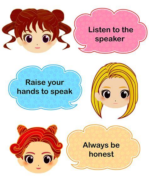 classroom expectation words  home teacher