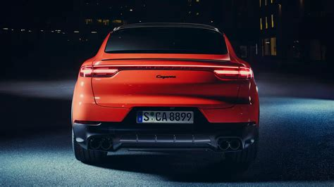 porsche cayenne coupe review autoevolution