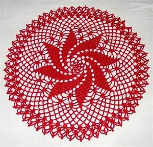 Centerpiece Crochet Doilies Free Instructions Pattern