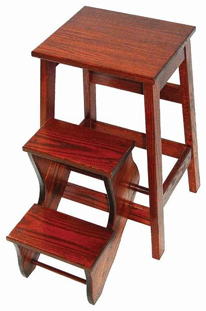 Stool Step Amish Stools Counter Oak Height