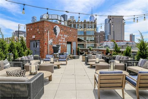 arlo roof top bar reopens  food  harold moore